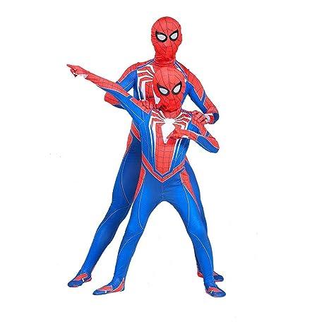 QAZ Spiderman Ps4 Game Character Cosplay Medias Disfraz De ...