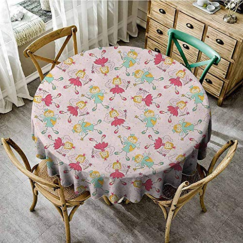 - Round Tablecloth and placemats 43