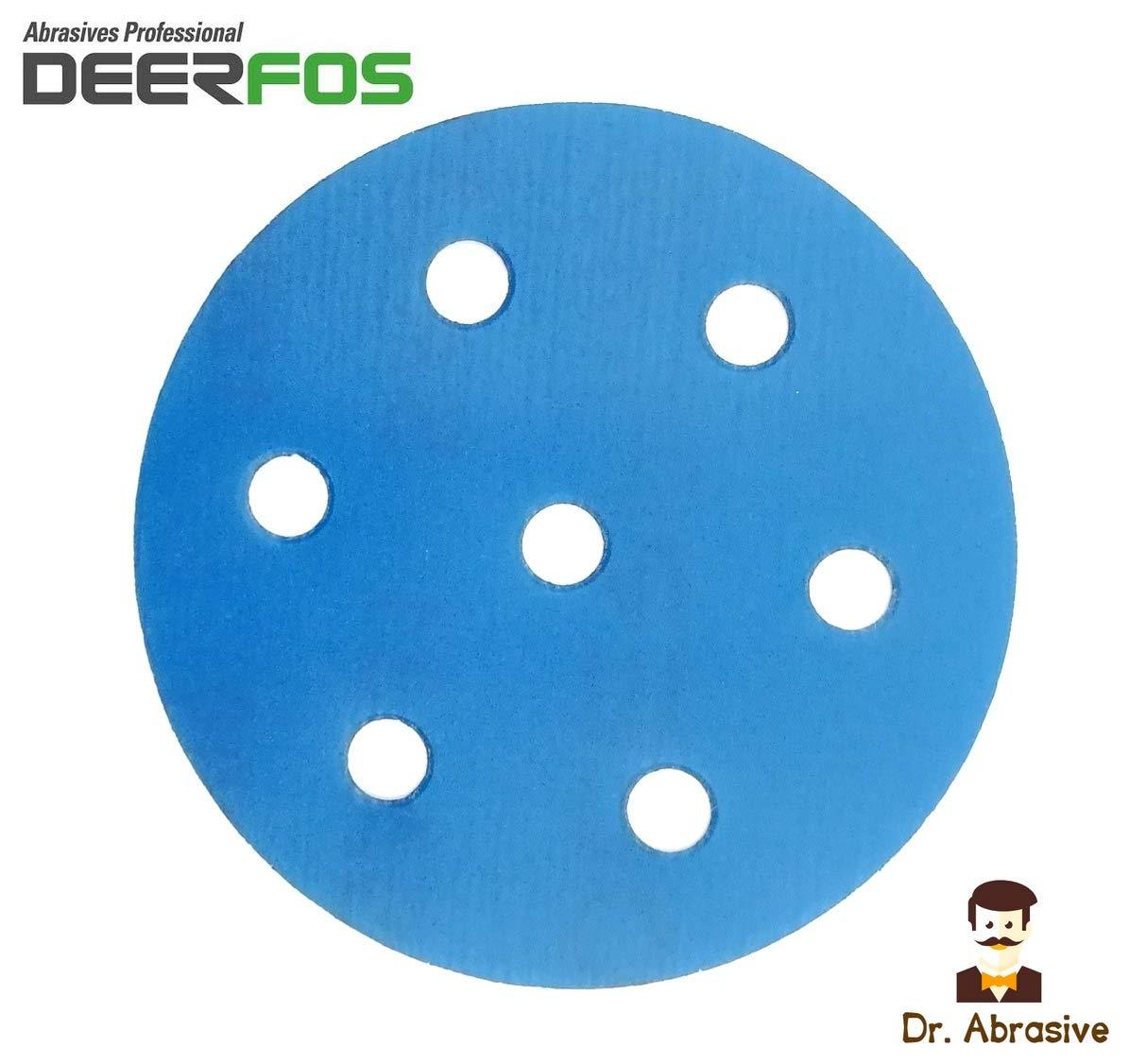 90 mm Discos de lija para papel de lija Festool Rotex grano 1200 paquete de 50