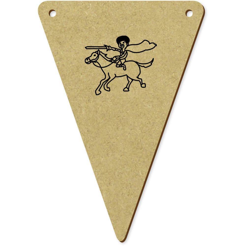 Azeeda 5 x 100mm Don Quijote Banderines / Banderas (BN00000302 ...