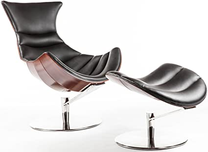 Lobster Lounge Chair And Ottoman