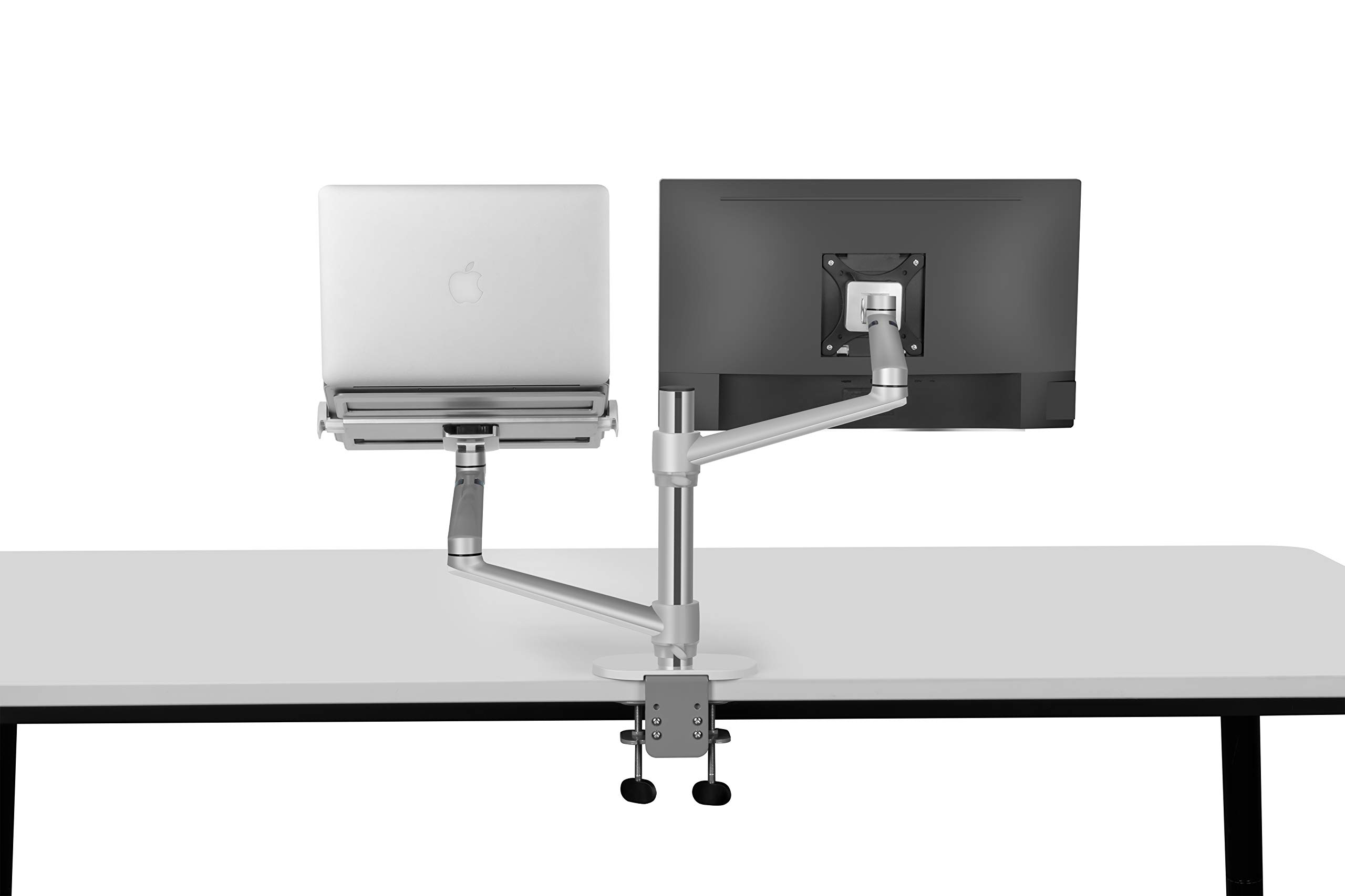 MagicHold 3 in 1 360º Rotating office/desk stand for Laptop(10-15.6'') and any size tablet(7-13'')/IPAD Pro 12.9''/MS Surface Pro by MagicHold® (Image #5)