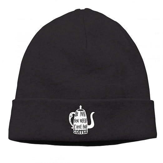 af4489c6 Eartha Tracy Coffee Unisex Beanie Hat Winter Warm Knit Skull Hat Cap ...