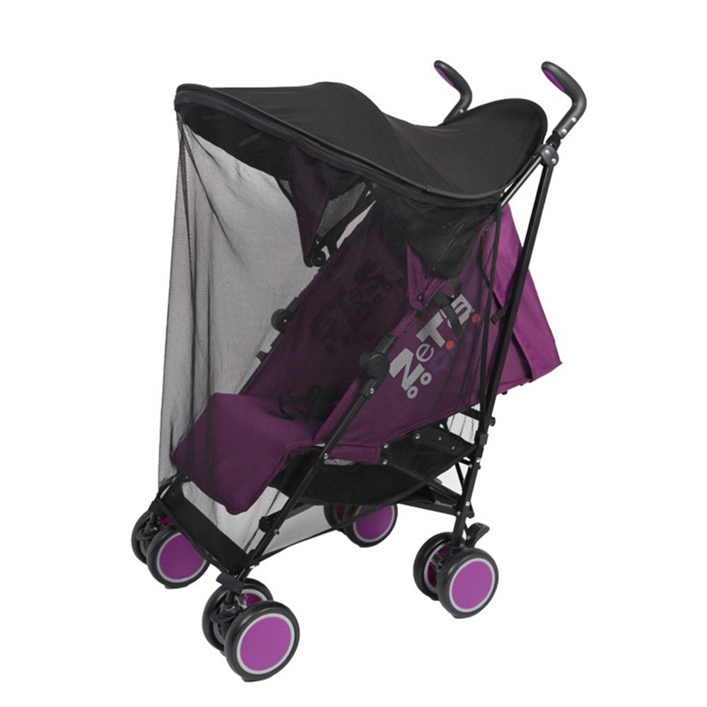 Baby Stroller Accessories for Quest Volo UPF 50+ Sun shade Pram Mosquito Netting UV Cover Protection