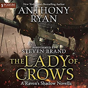 The Lady of Crows Audiobook