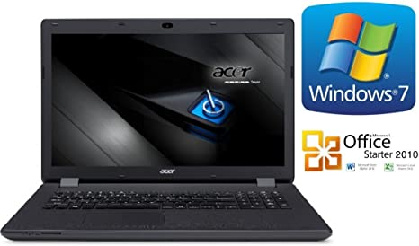 Acer Aspire ES1 – 731 ~ 500 GB HDD ~ 8 GB Memoria ~ Windows 7 Prof ...