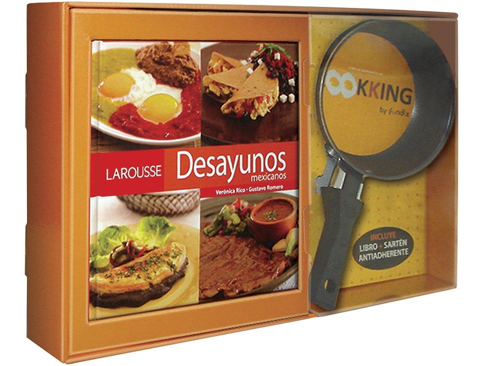 Desayunos Mexicanos (Spanish) Hardcover – 2012