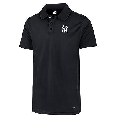 47' Men's MLB New York Yankees Classic Polo Shirt at Amazon Men's Clothing store