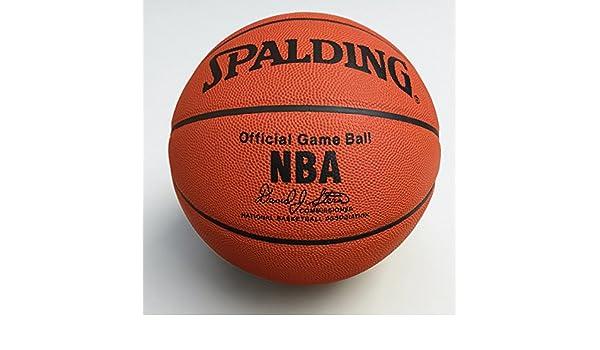Balón Oficial NBA de Spalding - Talla 7 - Producto Original ...