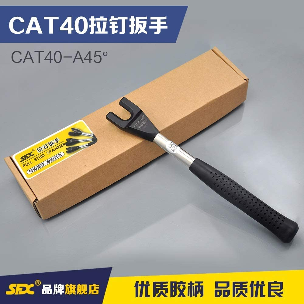 CAT50 Pull Stud Wrench For Clamping ASME B5.50 Pull Stud Retention Knob