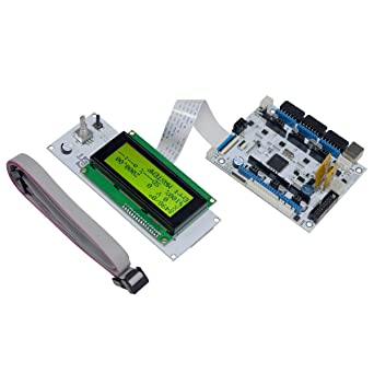 Geeetech Open Source GTM32 Pro Vb Control Board With LCD2004 Combo ...