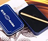 Delike Brass Fountain Pen EF Bent Nib