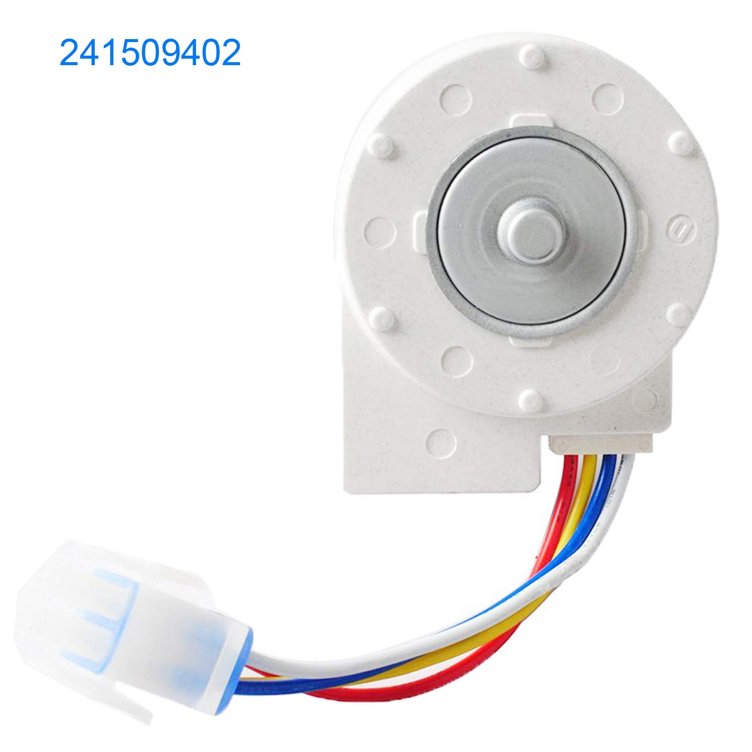 241509402 Evaporator Fan Motor Compatible with Frigidaire Electrolux Kenmore Refrigerator Replaces AP3958808 PS1526073 by Wadoy