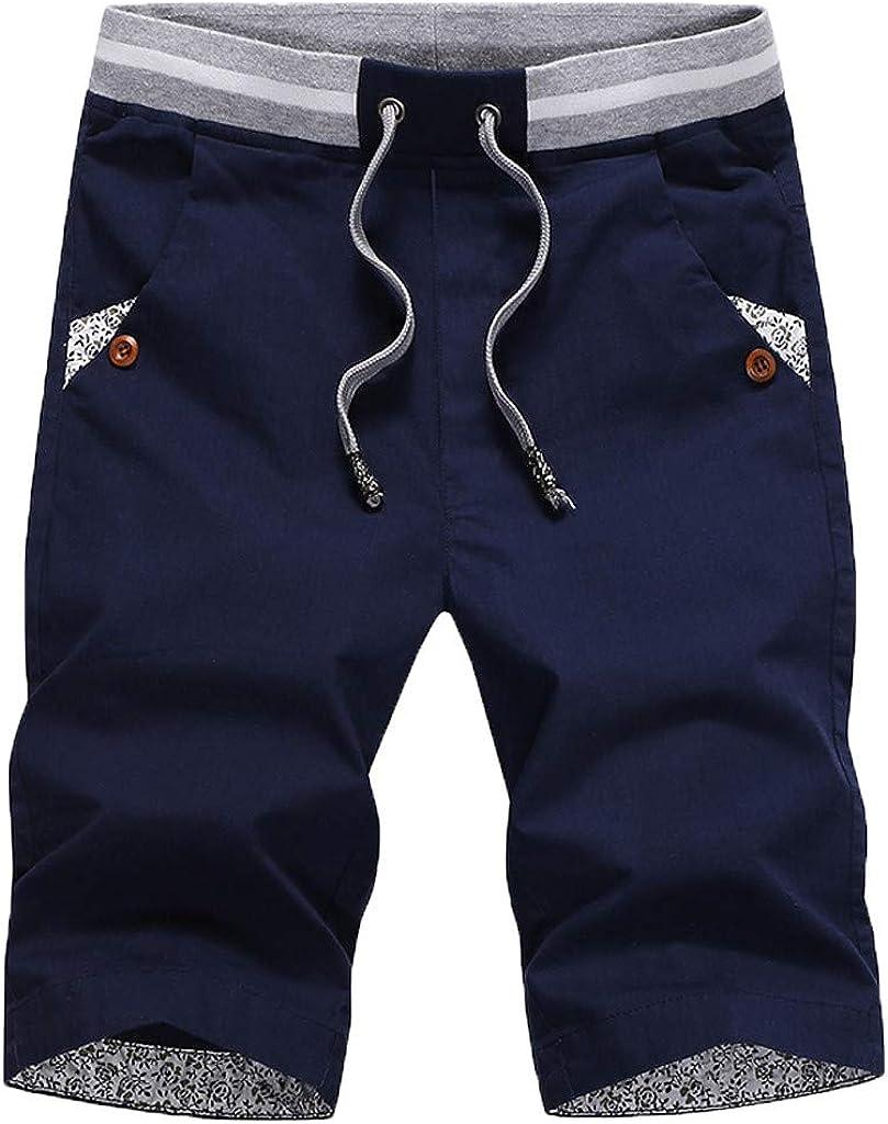 Nuevo Bermudas Hombre Pantalon Corto Holgados Bermuda Deporte Casual Pantalones Cortos Sueltos De Moda De Algodon Para Hombre Lunule Pantalones Cortos Hombre Verano Ropa Activa