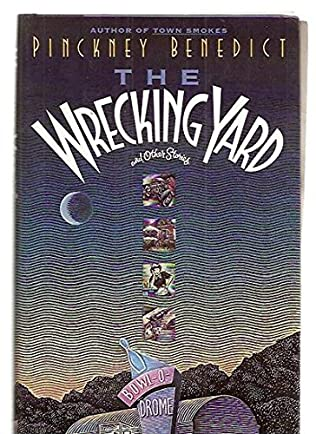 book cover of The Wrecking Yard