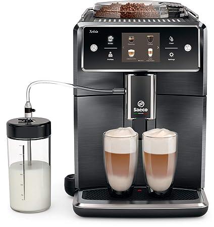 Best Super Automatic Espresso Machine 2019 Amazon.com: Saeco Xelsis SM7684/04 Super Automatic Espresso