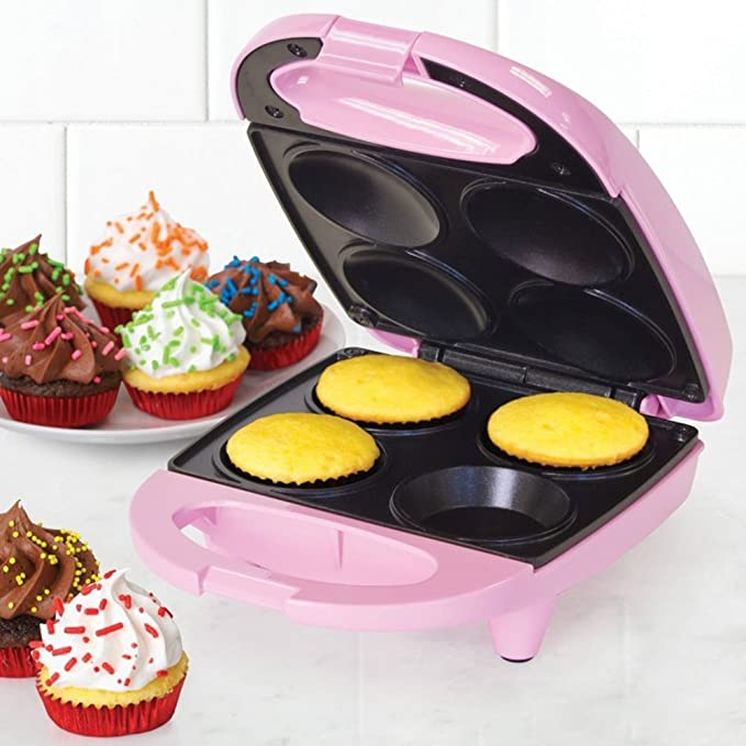 Amazon.com: Nostalgia ckm400 Cupcake eléctrica: Kitchen & Dining