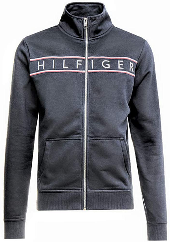 Tommy Hilfiger Sudadera con Cremallera Logo Zip Through