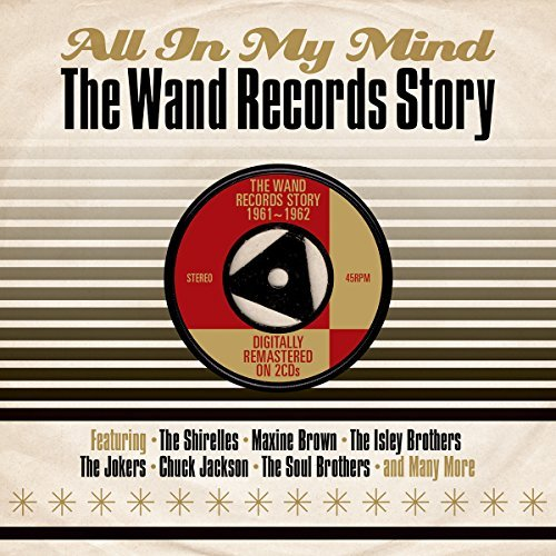 All In My Mind: The Wand Records Story 1961-1962 [Double CD] by Various Artists