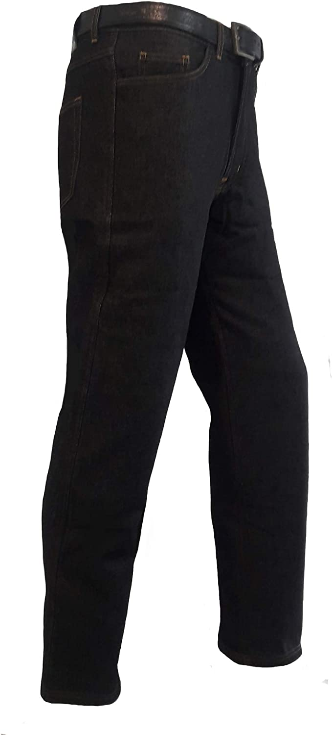 38//32 Roadskin Paranoid CE Approved Fully Lined Jean