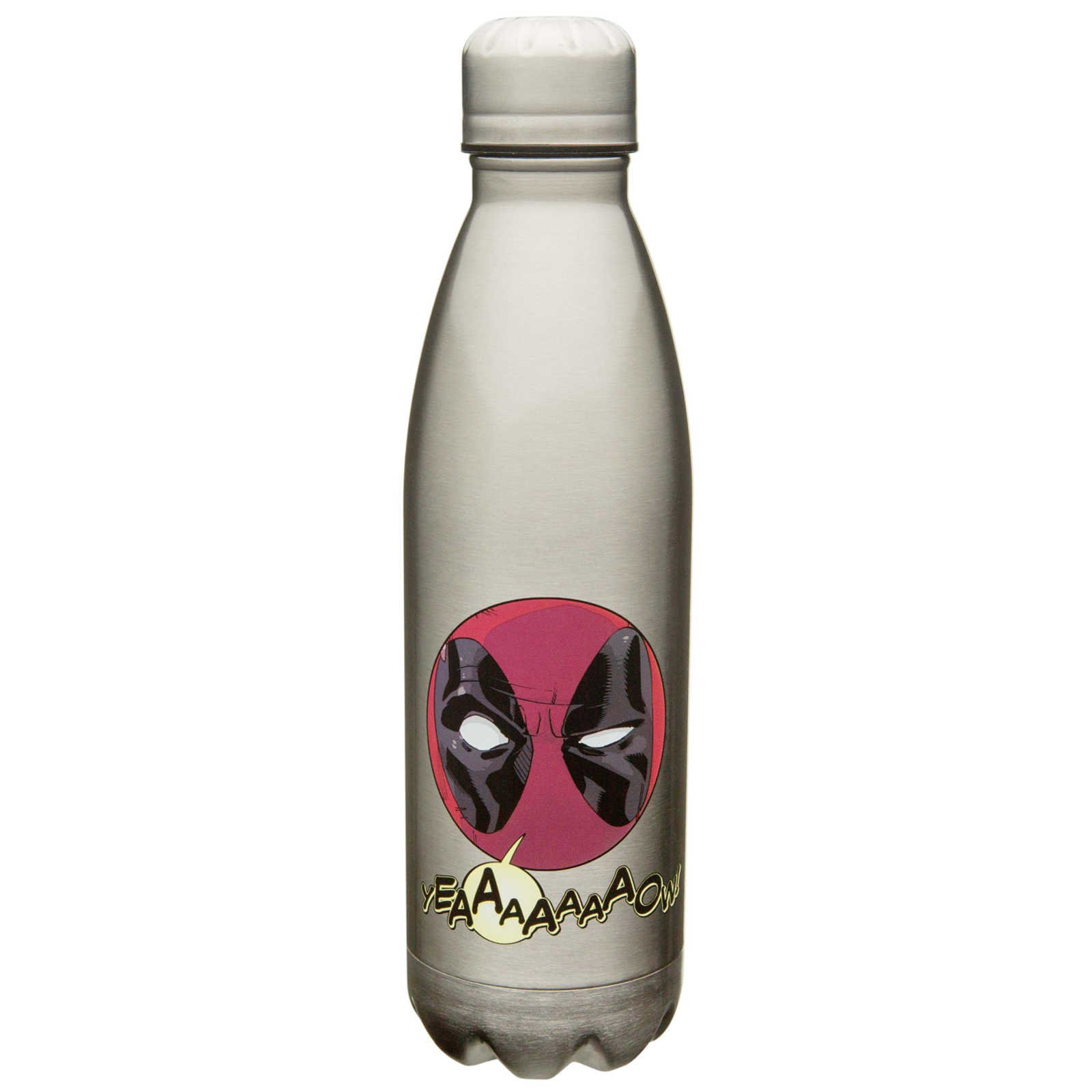 Zak Marvel Comics Deadpool Stainless Steel Insulated Water Bottle Drinkware