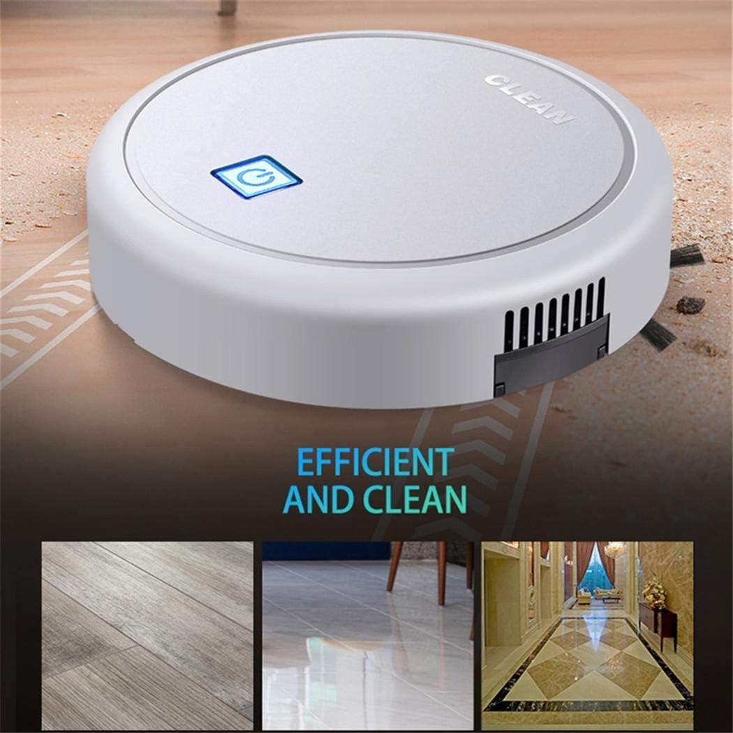 Qiopes Spazzatura Automatica Intelligente per la Pulizia del Pavimento con Spazzatura Automatica del Robot Aspirapolvere Robot