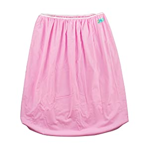 ALVABABY Reusable Diaper Pail Liner for Cloth Diaper,Laundry,Kitchen Garbage Cans(Pink) PL-B18