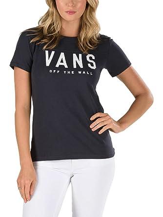Vans Damen T-Shirt Double Fortune T-Shirt: Amazon.de: Bekleidung