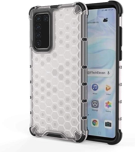 Funda Huawei P40 Pro Carcasa Caja de teléfono móvil, TPU + PC de ...