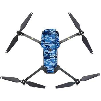 Kit de cuadricóptero, calcomanías de PVC impermeables para DJI ...