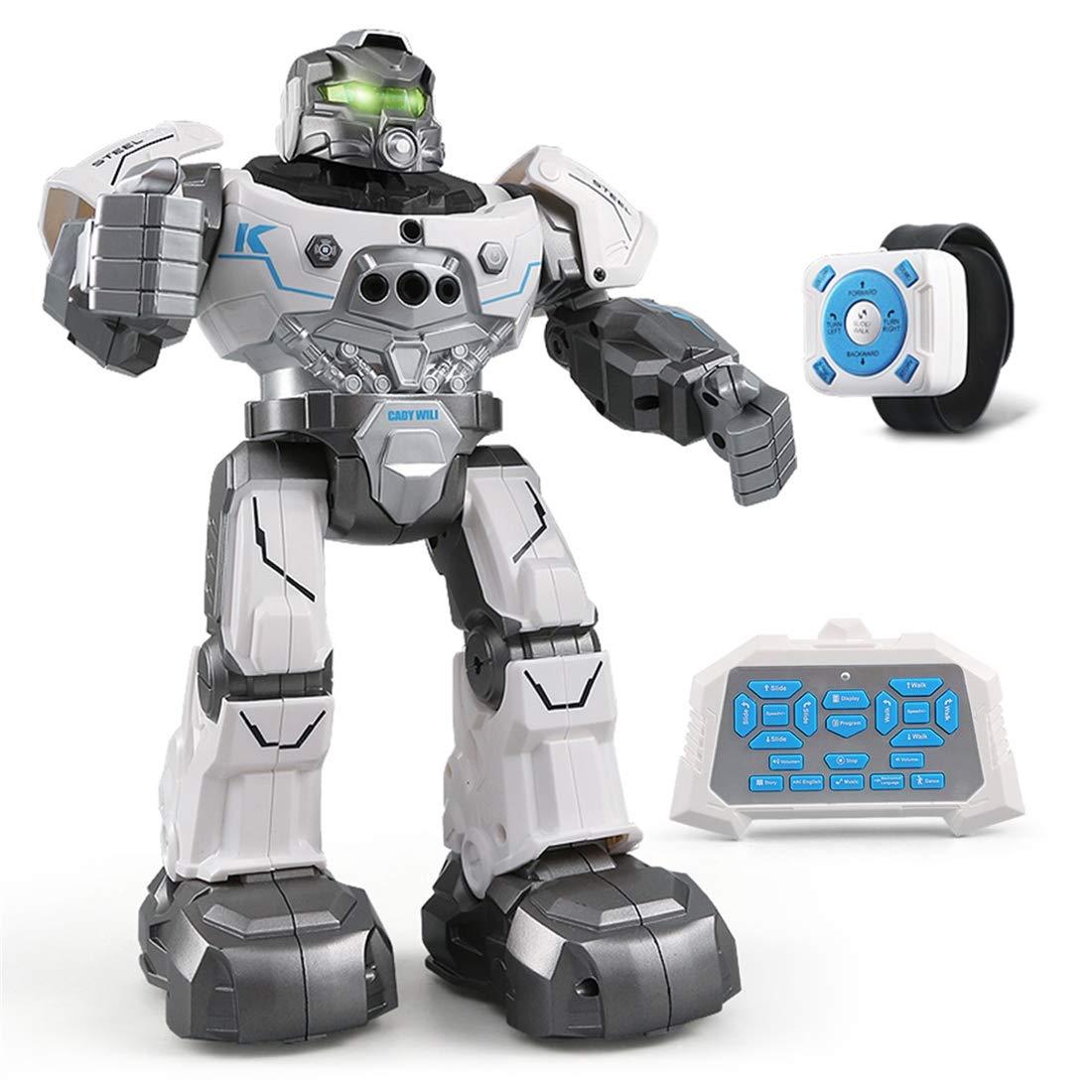 LSQR Control Remoto Robot Juguete para niños Regalos ...