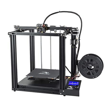 BESTSUGER Creality Impresora 3D, Mini Impresora para el ...