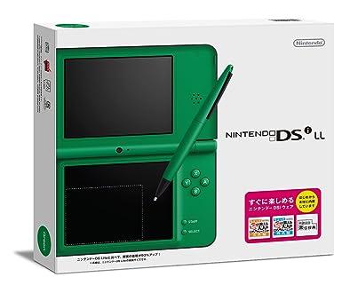 amazon com green nintendo dsi ll video games rh amazon com Nintendo DSi Manual Screenshots Nintendo DSi Case