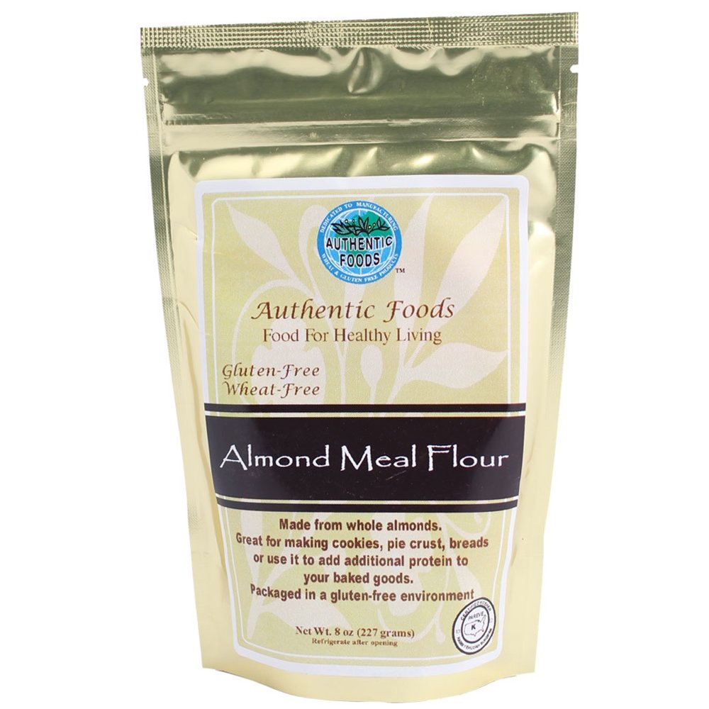Authentic Foods Almond Meal Flour - 25 Lbs