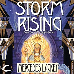Storm Rising Audiobook