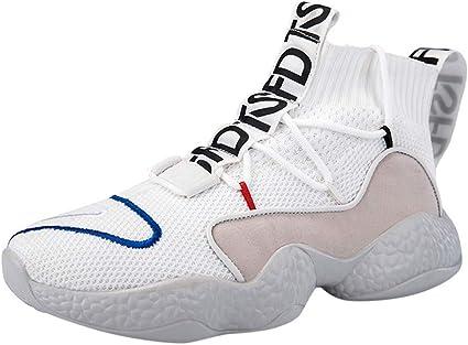 TSFD - Zapatillas de deporte para hombre y mujer, para ayudar a volar, tejido de malla, transpirables y suaves, 35-44: Amazon.es: Instrumentos musicales