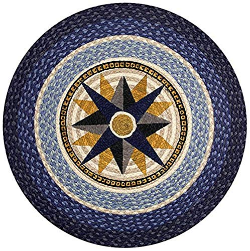 Earth Rugs Round Rug, 27