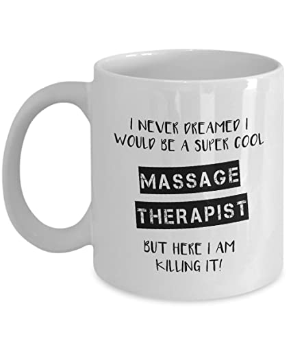 Massage Therapy Gifts Funny