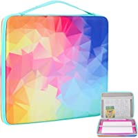 Hearoo Hard Travel Carrying Storage Case for Crayola Light-up Tracing Pad, Large Capacity for Tracing Pencil, Sheets and…