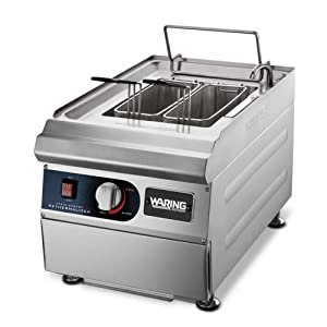 Pasta Cooker Waring 208/240V Commercial WPC100
