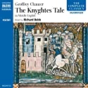 The Knight's Tale Audiobook by Geoffrey Chaucer Narrated by Richard Bebb