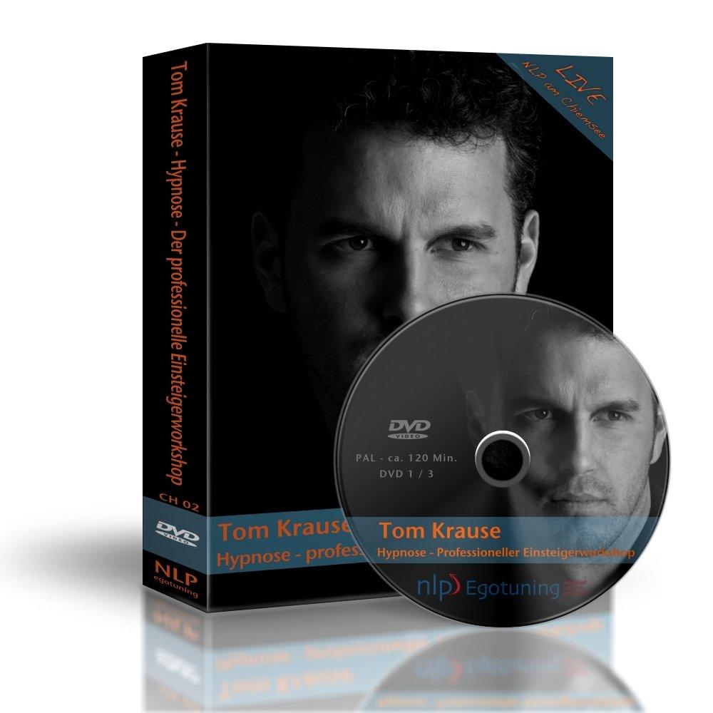 Hypnose - der professionelle Einsteigerworkshop (3 DVDs)