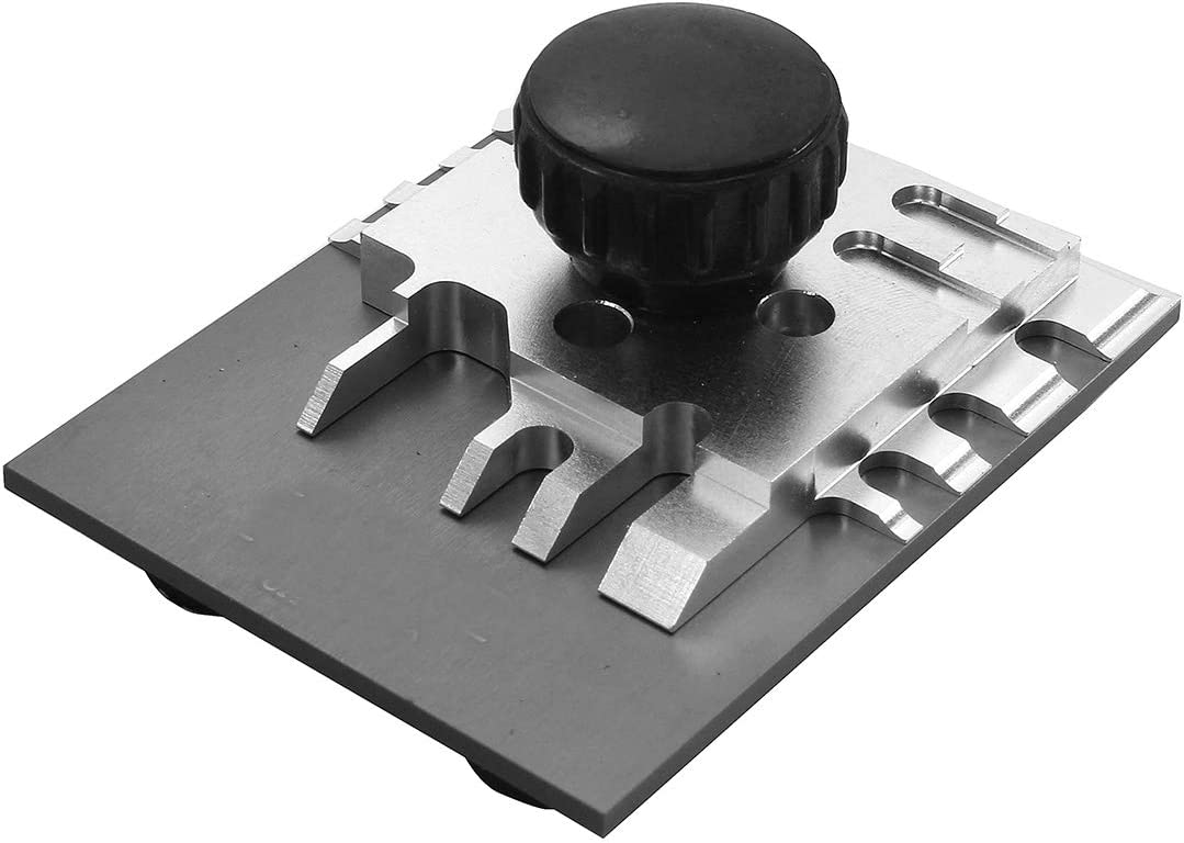Size : L: 140 x 75mm LMIAOM Mini Model Photo Etch Biegeteile Werkzeugsatz Hardware-Zubeh/ör DIY-Tools