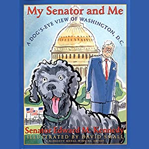 My Senator and Me Audiobook