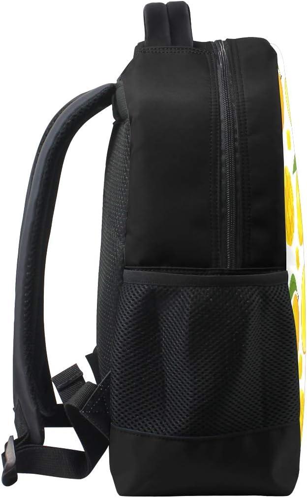 ALAZA Mango Fruit Casual Backpack Waterproof Travel Daypack School Bag