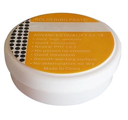 SFTlite 30g pasta de soldadura – soldadura Flux estaño – este fundente para soldadura de alambre