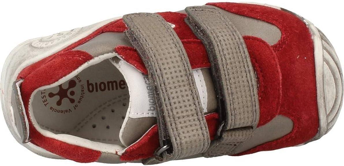 Zapatillas para ni�o, color Rojo , marca BIOMECANICS, modelo Zapatillas Para Ni�o BIOMECANICS 49799R Rojo: Amazon.es: Zapatos y complementos