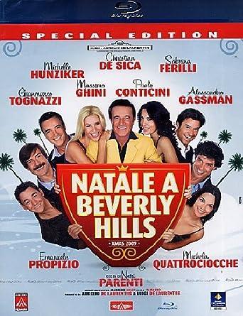 Natale 2009.Amazon Com Natale A Beverly Hills Christian De Sica Paolo