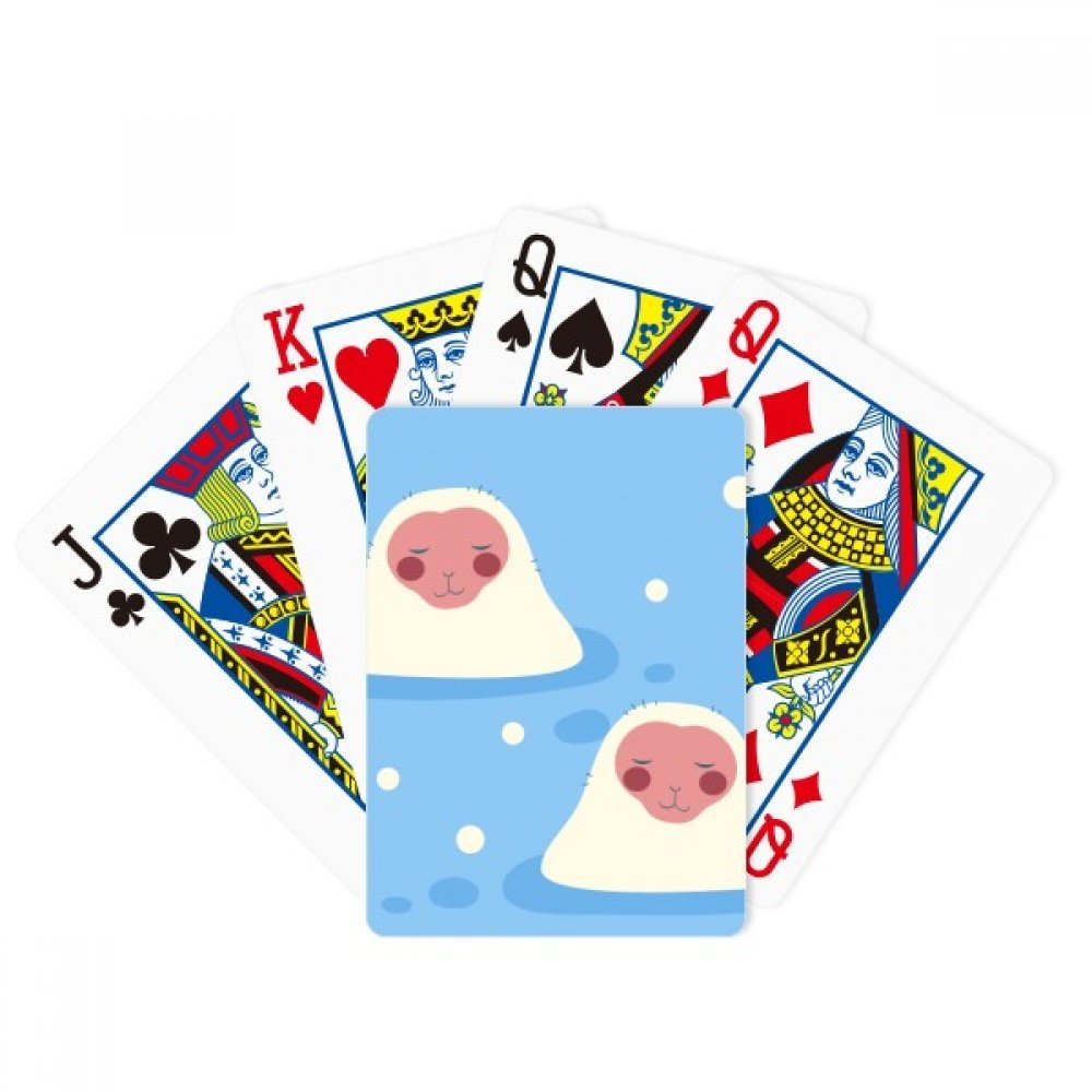 Japanese Travel Lucky Animal Poker Playing Card Tabletop Board Game Gift by beatChong