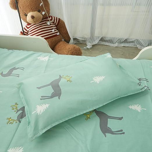 Fundas almohada/funda de almohada para niños de algodón-S 30x50cm ...